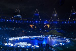 Olympics 2012 ceremony pictures