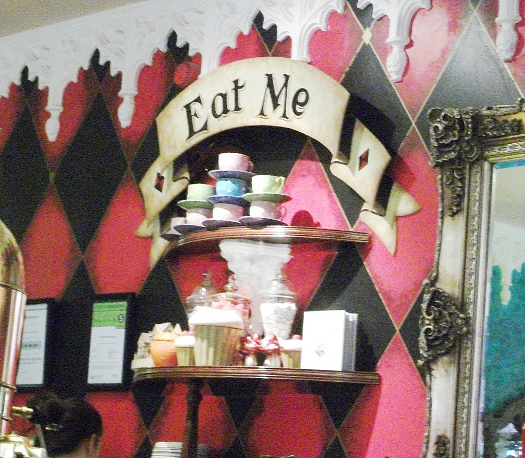guest post the alice tea rooms baggage