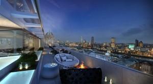 ME London - Radio - Rooftop Bar