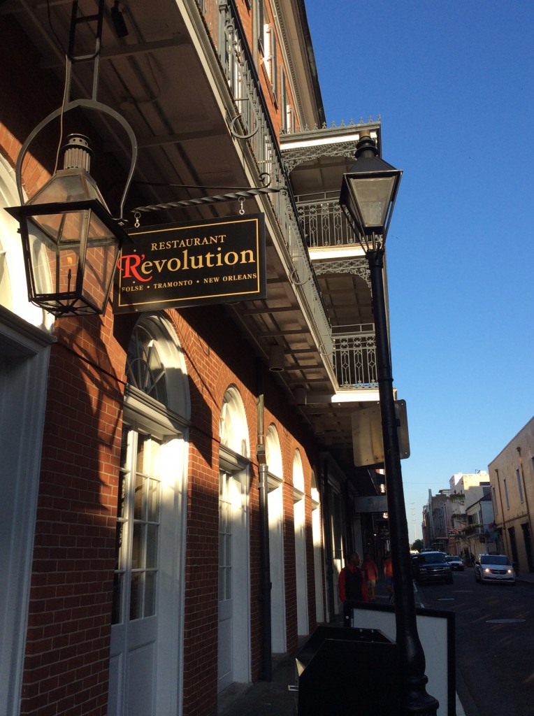 Revloution Bourbon Street